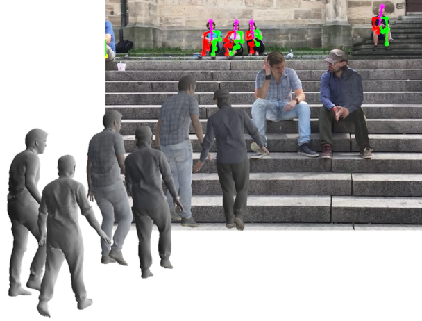 Recovering Accurate 3D Human Pose in The Wild Using IMUs and a Moving Camera