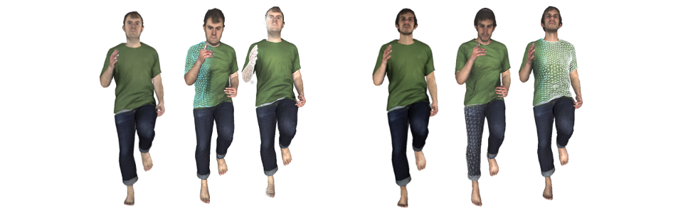 real virtual humans real virtual humans mpi for informatics