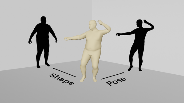 Unsupervised Shape and Pose Disentanglement for 3D Meshes