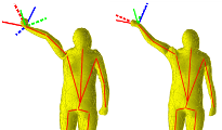 Multisensor-Fusion for 3D Full-Body Human Motion Capture